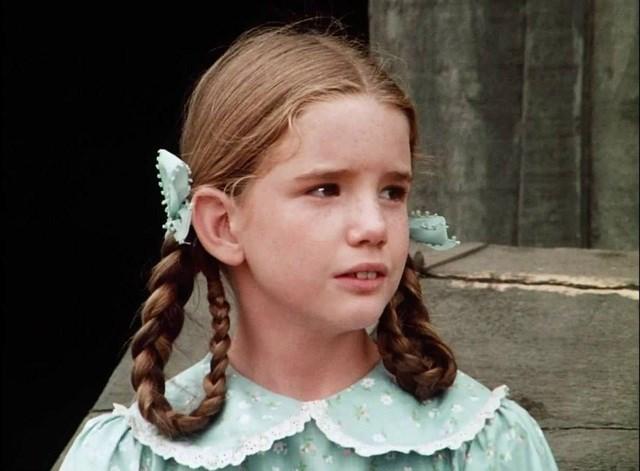 Nhân vật Laura Ingalls.