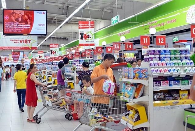 Hàng hóa Việt cần phải nâng cao chất lượng, mẫu mã để có thể giữ vững thị trường nội địa.