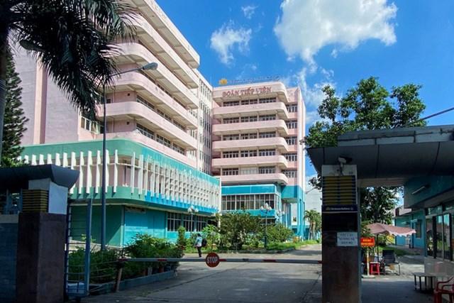 Khu cách ly riêng của Vietnam Airlines trong trụ sở ở đường Hồng Hà, quận Tân Bình.