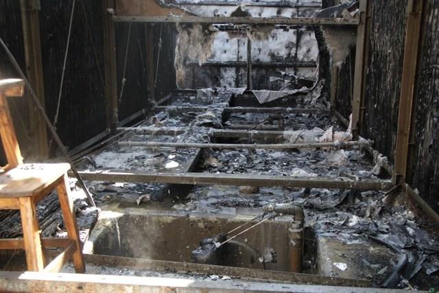 Hà Nội: Cháy hệ thống điều hòa chung cư, hàng trăm cư dân hoảng loạn - Ảnh 1