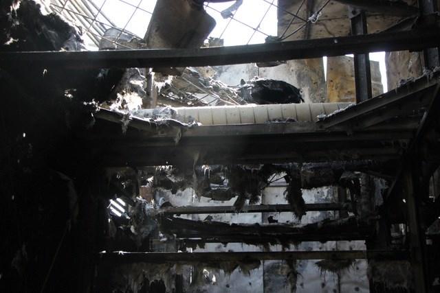 Hà Nội: Cháy hệ thống điều hòa chung cư, hàng trăm cư dân hoảng loạn - Ảnh 2