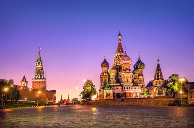 Khám phá những quảng trường lớn nhất thế giới - Ảnh 6