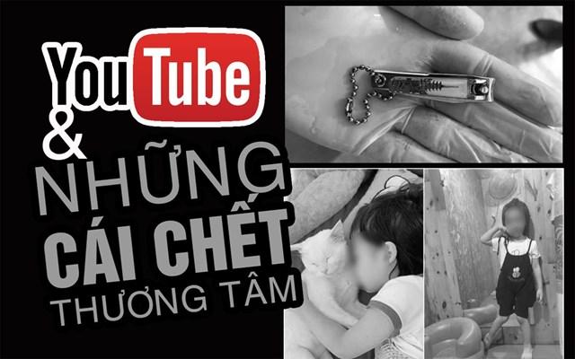 Những cái chết thương tâm do bắt chước YouTube - Ảnh 1