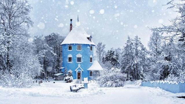 """""""Thế giới Moomin"""", Phần Lan."""