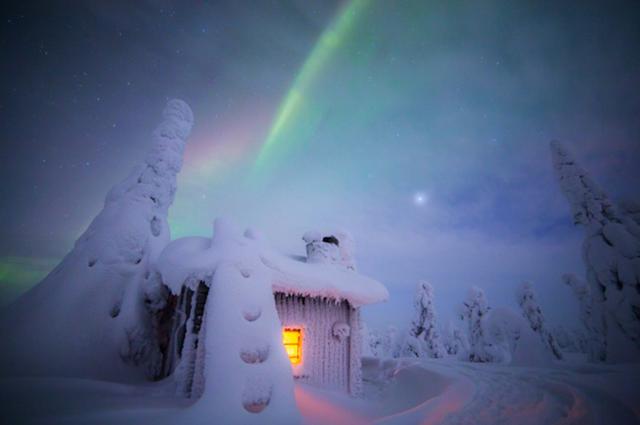 Lapland, Phần Lan.