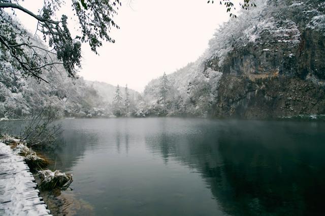 Vườn quốc gia Plitvice Lakes, Croatia.