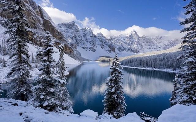 Vườn quốc gia Banff, Canada.