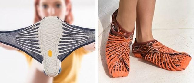 Xu hướng giày kiểu mới của Nhật.