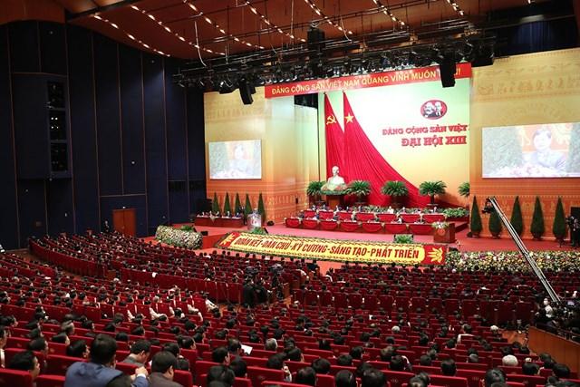 Ban Chấp hành Trung ương khóa XIII gồm 200 người