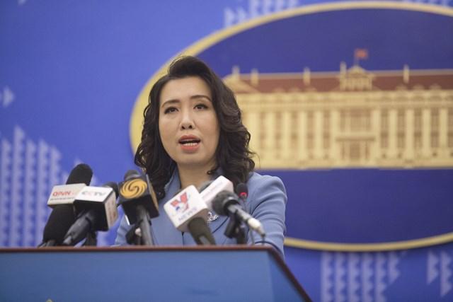 Việt Nam mong muốn Myanmar sớm ổn định tình hình