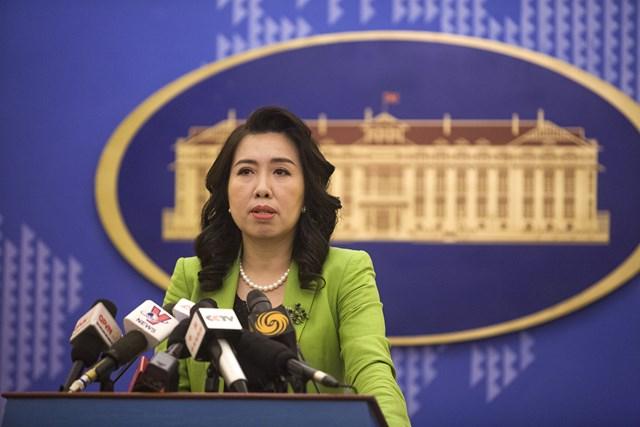 Yêu cầu Indonesia sớm cung cấp thông tin về 3 tàu cá Việt Nam đang bị bắt giữ