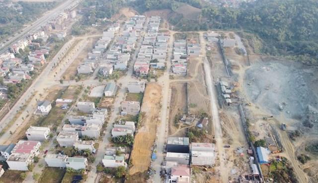 Chưa đảm bảo rà phá bom mìn nhưng rất nhiều hộ dân đã chuyển về sinh sống tại khu đô thị Kosy Moutain View Lào Cai.