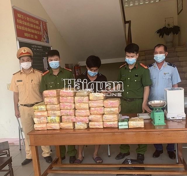 Tổng cục Hải quan cảnh báo 8 chất ma túy lần đầu phát hiện ở Việt Nam