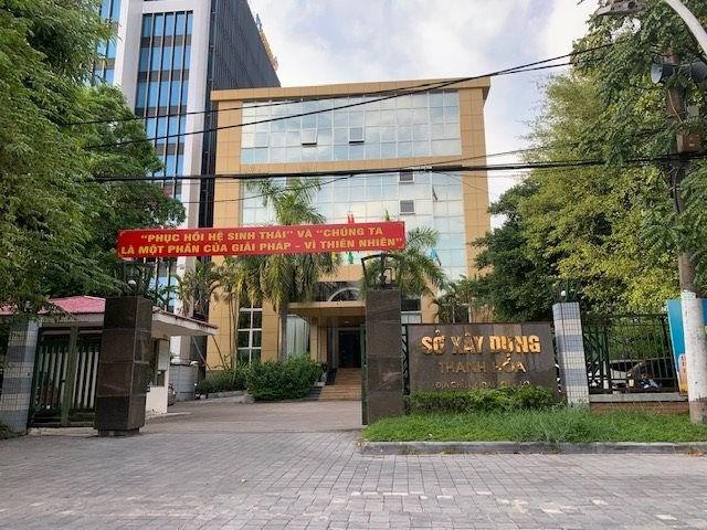 Sở Xây dựng được xác định có nhiều tham mưu sai cho UBND TP Thanh Hóa.