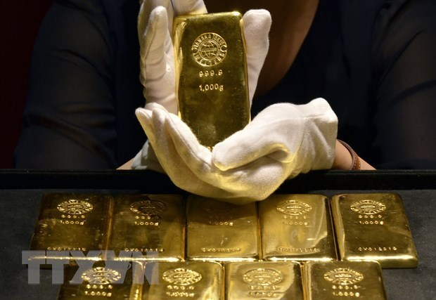 Giá vàng thế giới tăng trong phiên giao dịch ngày 24/9 - Ảnh 1