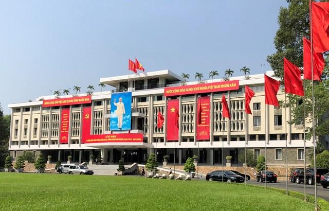 Hội trường Thống Nhất TP HCM, di tích lịch sử được người đứng đầu Chính phủ chọn làm
