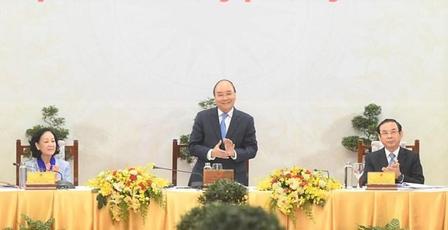 Thủ tướng Nguyễn Xuân Phúc muốn