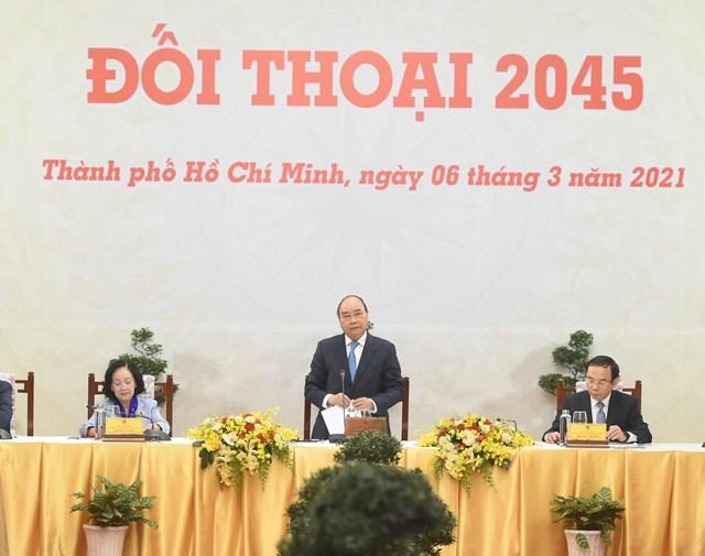 Thủ tướng Chính Phủ Nguyễn Xuân Phúc chủ trì