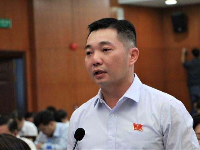Ông Lê Trương Hải Hiếu giữ chức Trưởng ban Kinh tế - Ngân sách HĐND TP HCM.