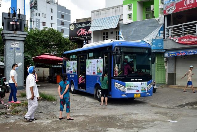 TP Hồ Chí Minh áp dụng 10 tiêu chí vận tải hành khách khi hoạt động trở lại - Ảnh 2