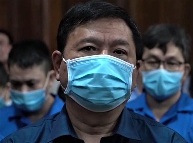 Ông Đinh La Thăng phủ nhận cáo buộc của VKS về vai trò của ông trong vụ án sai phạm đường cao tốc TP HCM - Trung Lương.