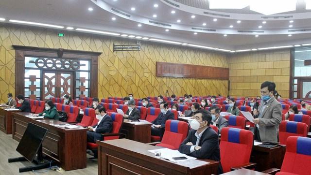 Hải Dương tổ chức Hội nghị hiệp thương lần thứ nhất