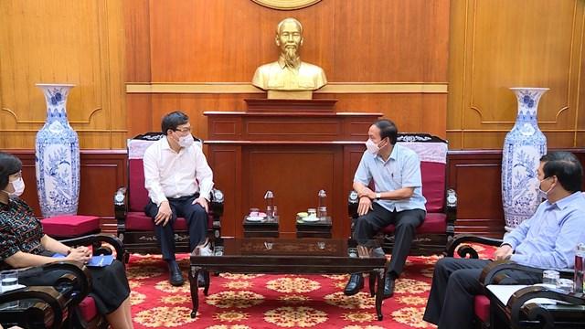 Phó Chủ tịch - Tổng Thư ký UBTƯ MTTQ Việt Nam Lê Tiến Châu cam kết Mặt trận sẽ công khai minh bạch toàn bộ nguồn lực ủng hộ và đưa đến những địa chỉ thực sự khó khăn, tránh sự trùng lắp, sai đối tượng.