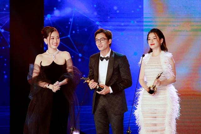 Dàn sao hội tụ tại lễ trao giải Ngôi Sao xanh lần 7