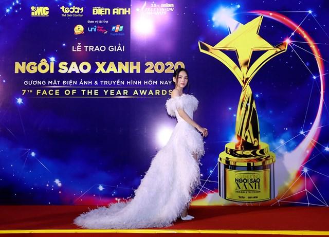 Top 5 Hoa Hậu Việt Nam 2020 - Hoa hậu Nhân Áí Mai Phương.