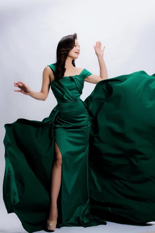 Nghệ sĩ Cello Đinh Hoài Xuân trở thành Đại sứ vì môi trường