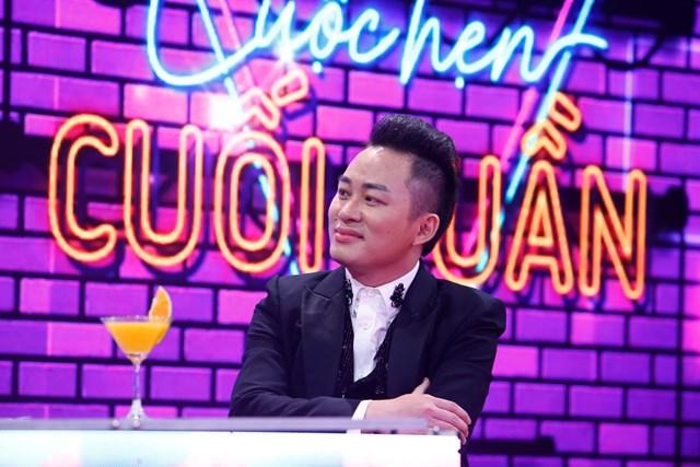 Tùng Dương biến hóa với loạt hit ở 'Cuộc hẹn cuối tuần'