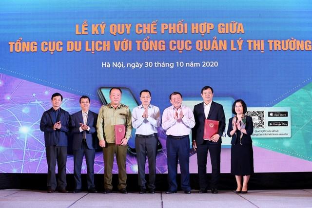 Việc phối hợp nhằm nâng cao vị thế của Du lịch Việt Nam trên trường quốc tế. Ảnh: Nam Nguyễn.