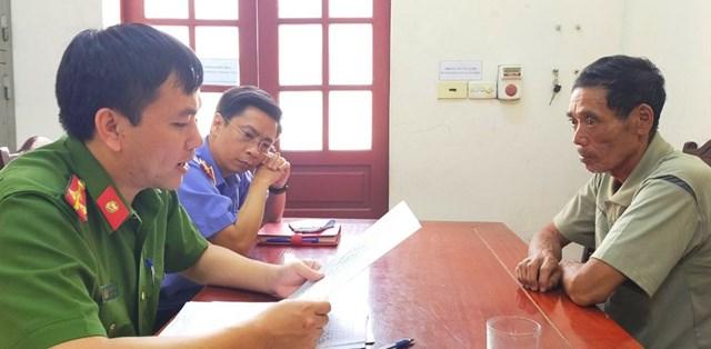 Thanh Hóa: Đối tượng giết người cướp tài sản bị bắt sau 7 ngày gây án