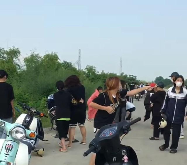 Công an tỉnh Ninh Bình xác định có 50 nữ sinh tham gia vụ hỗn chiến vào chiều 12/9.