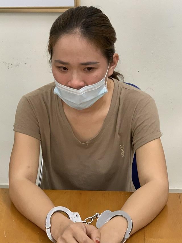 Từng lừa đảo từ năm 2012-2014 nhưng Lê Thị Tâm được đình chỉ điều tra vì có bệnh án tâm thần.