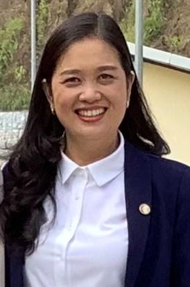 Bà Triệu Thị Thúy.