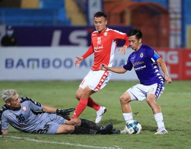 Hà Nội FC vẫn được đánh giá là ứng viên nặng ký nhất cho chức vô địch.