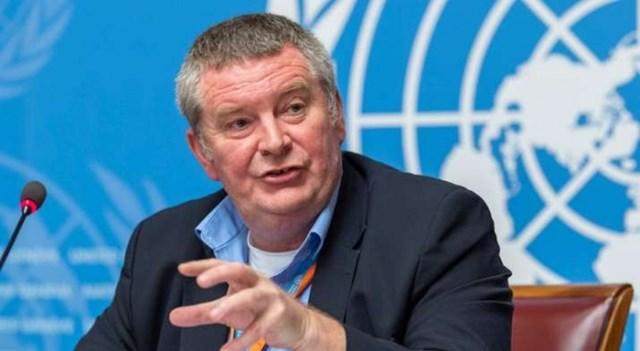Ông Mike Ryan, Giám đốc Chương trình Khẩn cấp của WHO.