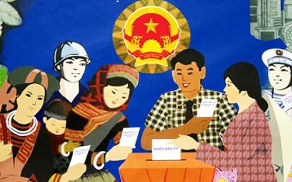 Bầu cử Quốc hội - ngày hội của toàn dân.