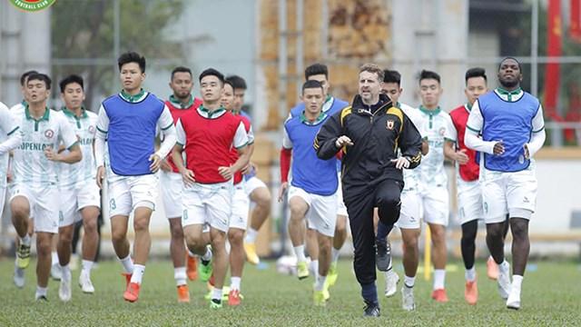 Bình Định được dự đoán sẽ là một trong những bất ngờ của LS V-League 2021.