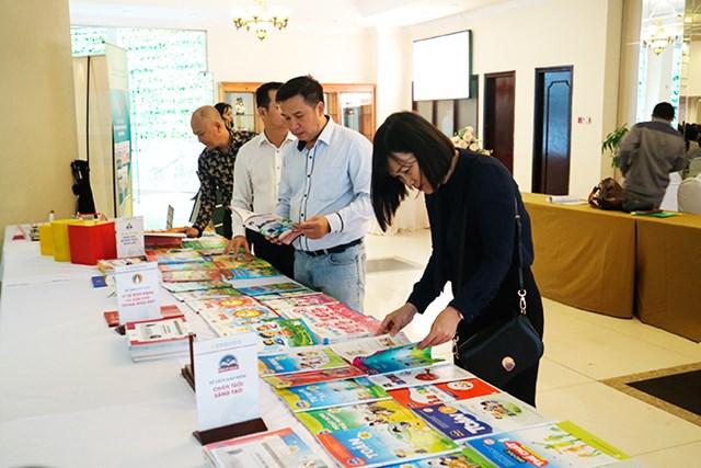 Việc chọn SGK cần được các cơ sở giáo dục, đặc biệt là đội ngũ giáo viên quan tâm.