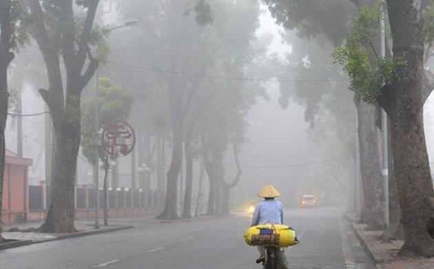Bắc Bộ sáng sớm có sương mù, Nam Bộ mưa dông vài nơi - Ảnh 1