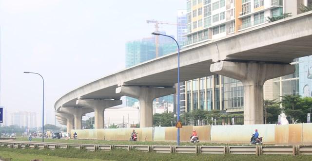 Tuyến Metro Bến Thành - Suối Tiên.
