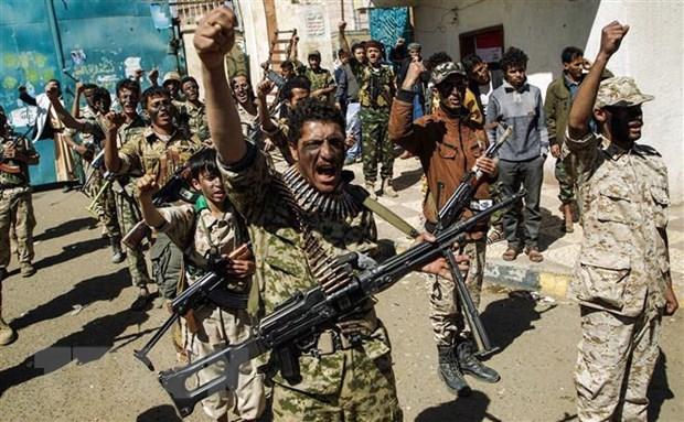 Mỹ tạm ngừng các biện pháp trừng phạt lực lượng Houthi ở Yemen - Ảnh 1