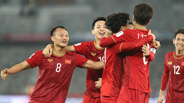 Việt Nam cần thắng 2 trận nữa sẽ chắc chắn có vé đầu bảng G.
