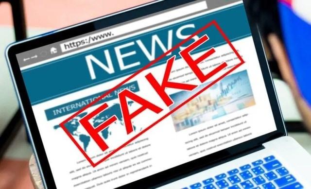 Nhiều tin xấu độc, tin giả mạo được chia sẻ tràn lan trên mạng xã hội, gây hoang mang trong dư luận.