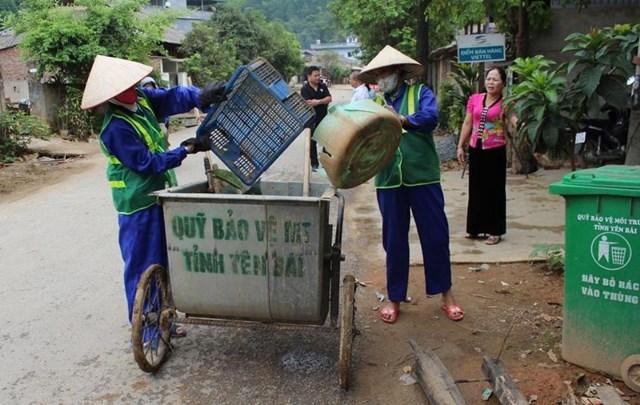 Nhân rộng mô hình khu dân cư tự quản bảo vệ môi trường tại tỉnh Yên Bái.
