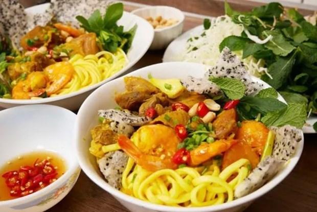 Nhiều món ăn nổi tiếng của Đà Nẵng sẽ được giới thiệu tại chương trình.