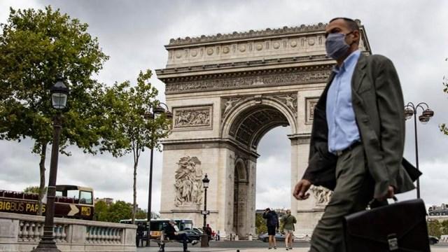 Pháp tái phong tỏa toàn quốc - Ảnh 1