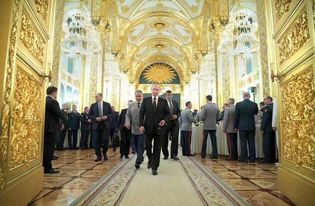 Nga điều chỉnh quy định thành lập Hội đồng Liên Bang - Ảnh 1
